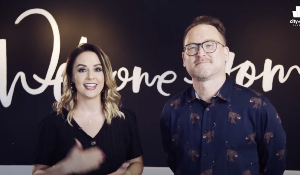 Special Message from Pastors Jeffrey & Amy Smith