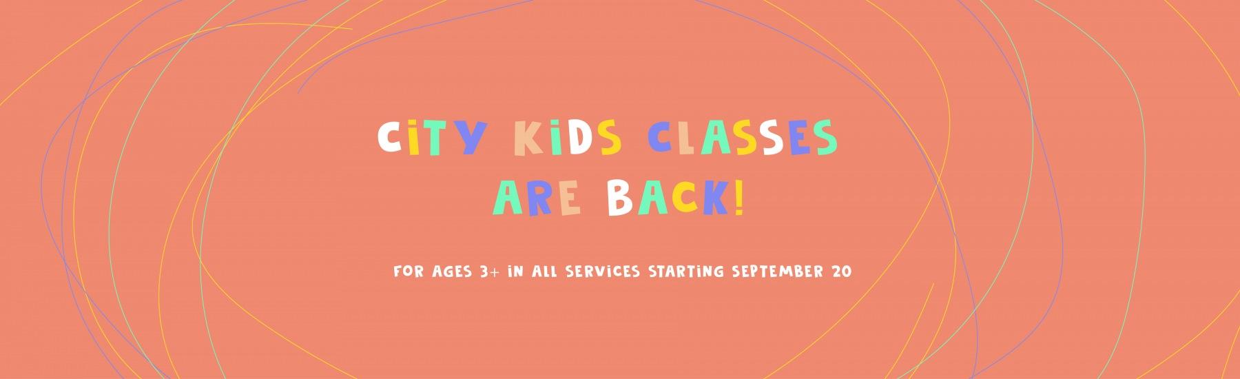 City Kids Is Back!