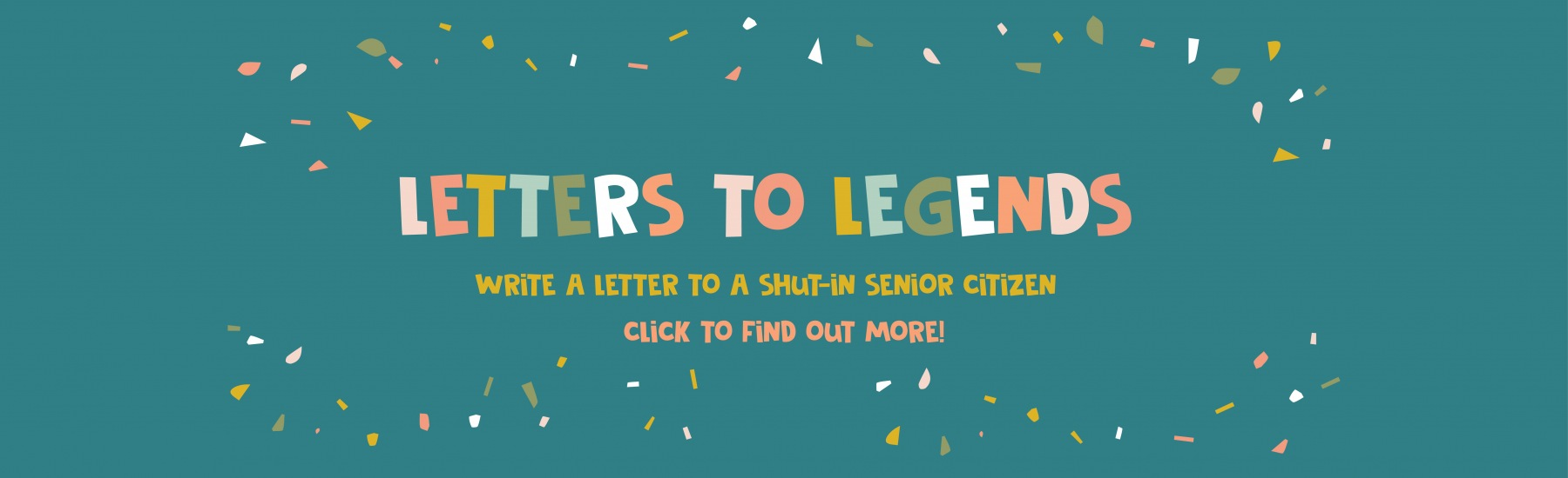 Letters to Legends